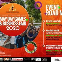 May Day Games and Business Fair