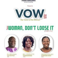 The Voice of the Woman