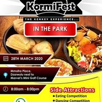 Kormifest In The Park