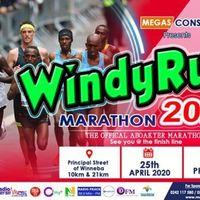 WindyRun Marathon 2020