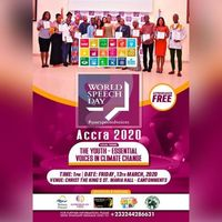 World Speech Day Accra 2020