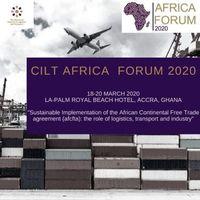CILT Africa Forum 2020