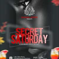 SECRET SATURDAY