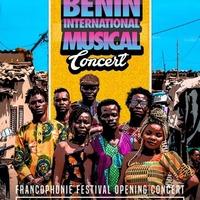BENIN INTERNATIONAL MUSICAL Concert
