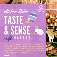 TASTE & SENSE NIGHT MARKET