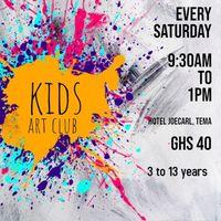 Kids Art Club