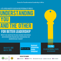 Understanding You and The Other For Better Leadership