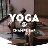 Yoga at Champs Sports Bar - Paloma