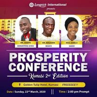 PROSPERITY CONFERENCE 2 EDITION