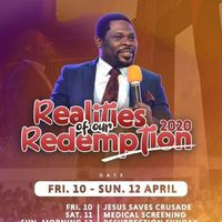 Realities of our redemption 2020 with Rev. Dr. Peter Q. Sackey