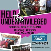 A Visit To The Akropong School of The Blind