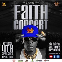 LIVESTREAM - The Faith Concert by Shatta Wale