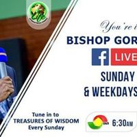 Live Sunday Service with Bishop Gordon Kisseih 29th March 2020