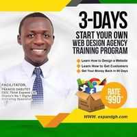 Start Your Own Web Design Agency Training Program