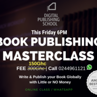 Book Publishing Masterclass Online