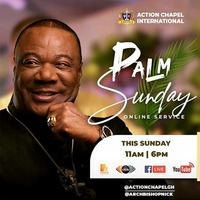 Palm Sunday Online Service