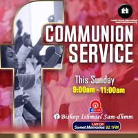 Communion Service Online