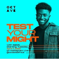 Test Your Might by Octaveafrica