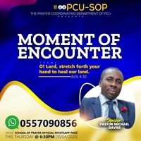 Moment Of Encounter
