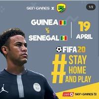 SEN Games: Guinea vrs Senegal