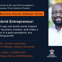 Webinar: The Hybrid Entrepreneur