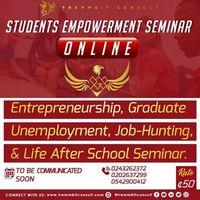 Students Empowerment Seminar Online