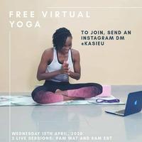 Free Virtual Yoga