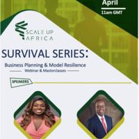 African SME Survival Masterclass - Episode 2: Kimberley Ofori & Kofi Andah (Zoom Call)