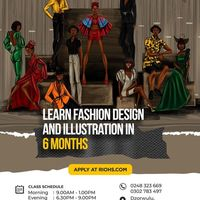Learn Fashion Design & Illustrations In 6 Months