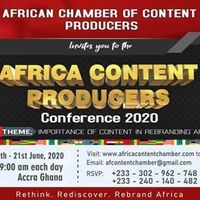AFRICA CONTENT PRODUCERS CONFERENCE