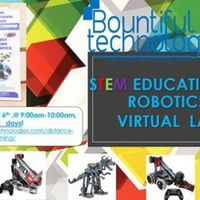STEM Educational Robotics Virtual Labs