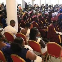 SPECIAL ORDINATION AND IMPARTATION FOR PASTORS