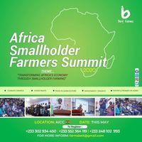Africa Smallholder Farmers' Summit 2020