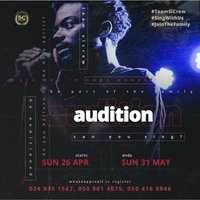 Audition!!! Can You Sing?