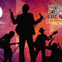 Urban Groove Freaky Fridays LIVE