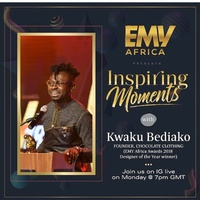 Inspiring Moments With Kwaku Bediako