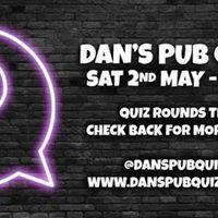 2020 Dan's Pub Quiz Live
