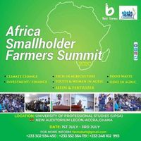 AFRICA SMALLHOLDER FARMERS' SUMMIT