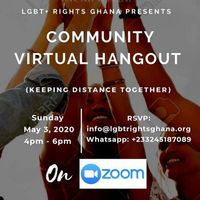 Community Virtual HangOut