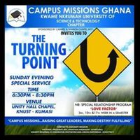 The Turning Point Service LIVE on Facebook with Pastor Micheal