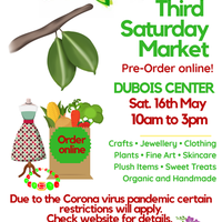 Green Butterfly Market For Local Artisans 16th May Dubois Center