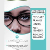 Eye Examination and Wellness Talk