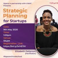 Strategic Planning of Startups