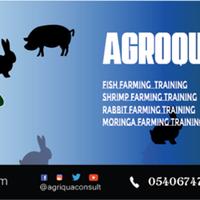 Snail, Rabbit, Grasscutter and Mushroom Training