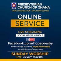 Hope Online Divine Service