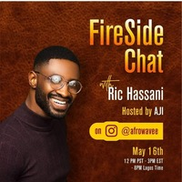 FireSide Chat with Ric Hassani