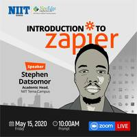 Introduction to Zapier