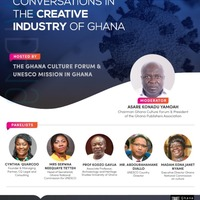 COVID-19 - CONVERSATIONS IN THE CREATIVE INDUSTRY OF GHANA