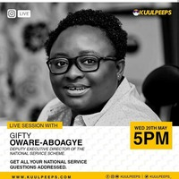 Live Session With Gifty Oware-Aboagye