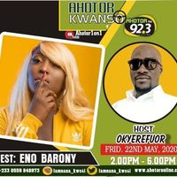 One on One Interview with Eno Barony!